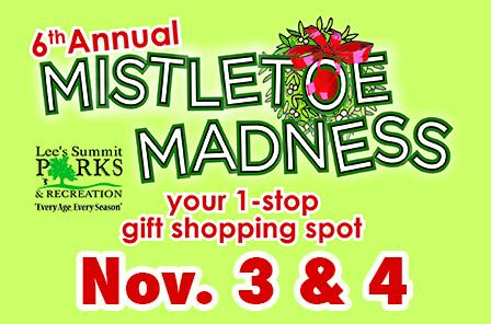 Mistletoe Madness 2017