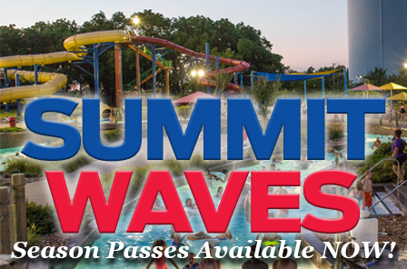 Summit Waves Season Passes Available NOW!