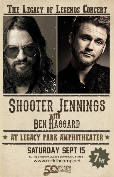 Shooter Jennings with Ben Haggard Performance Poster_WEB