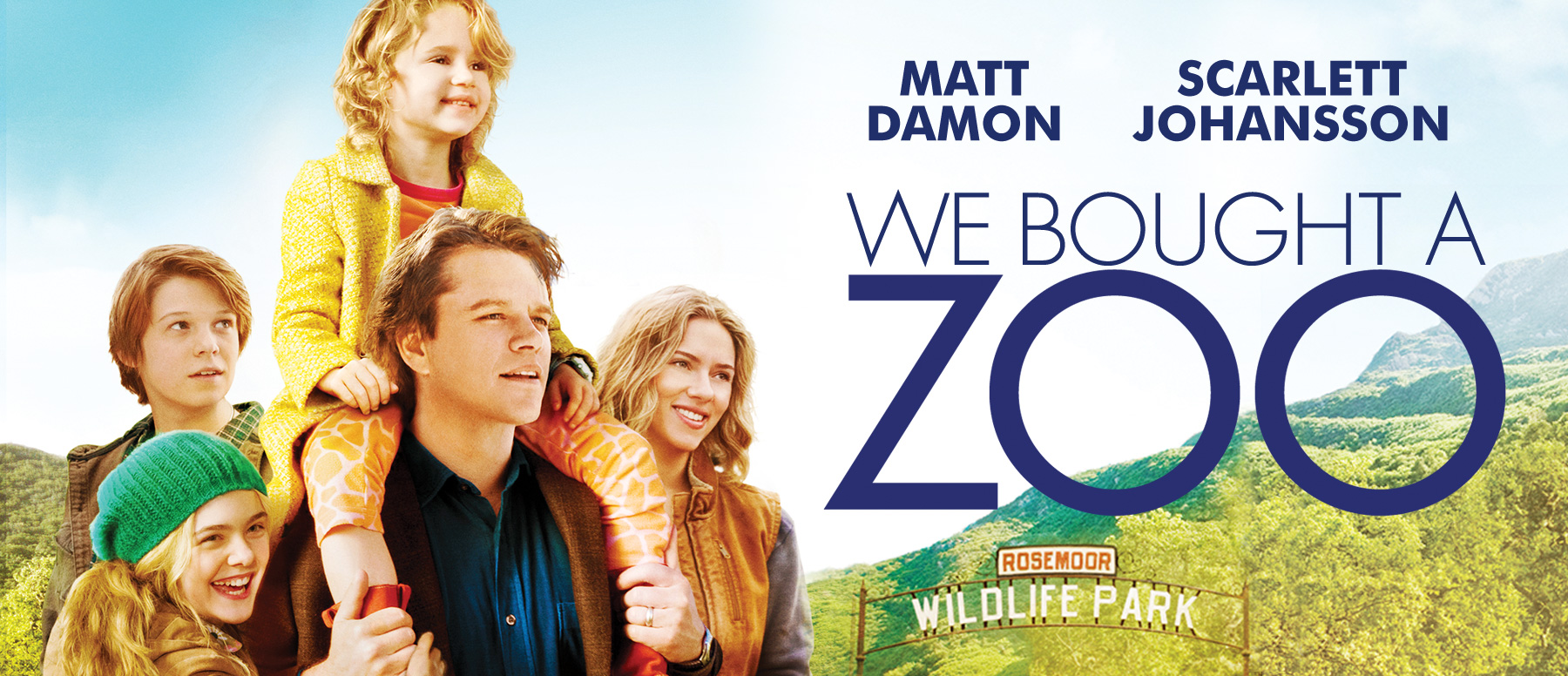 Image for the movie We Bought a Zoo