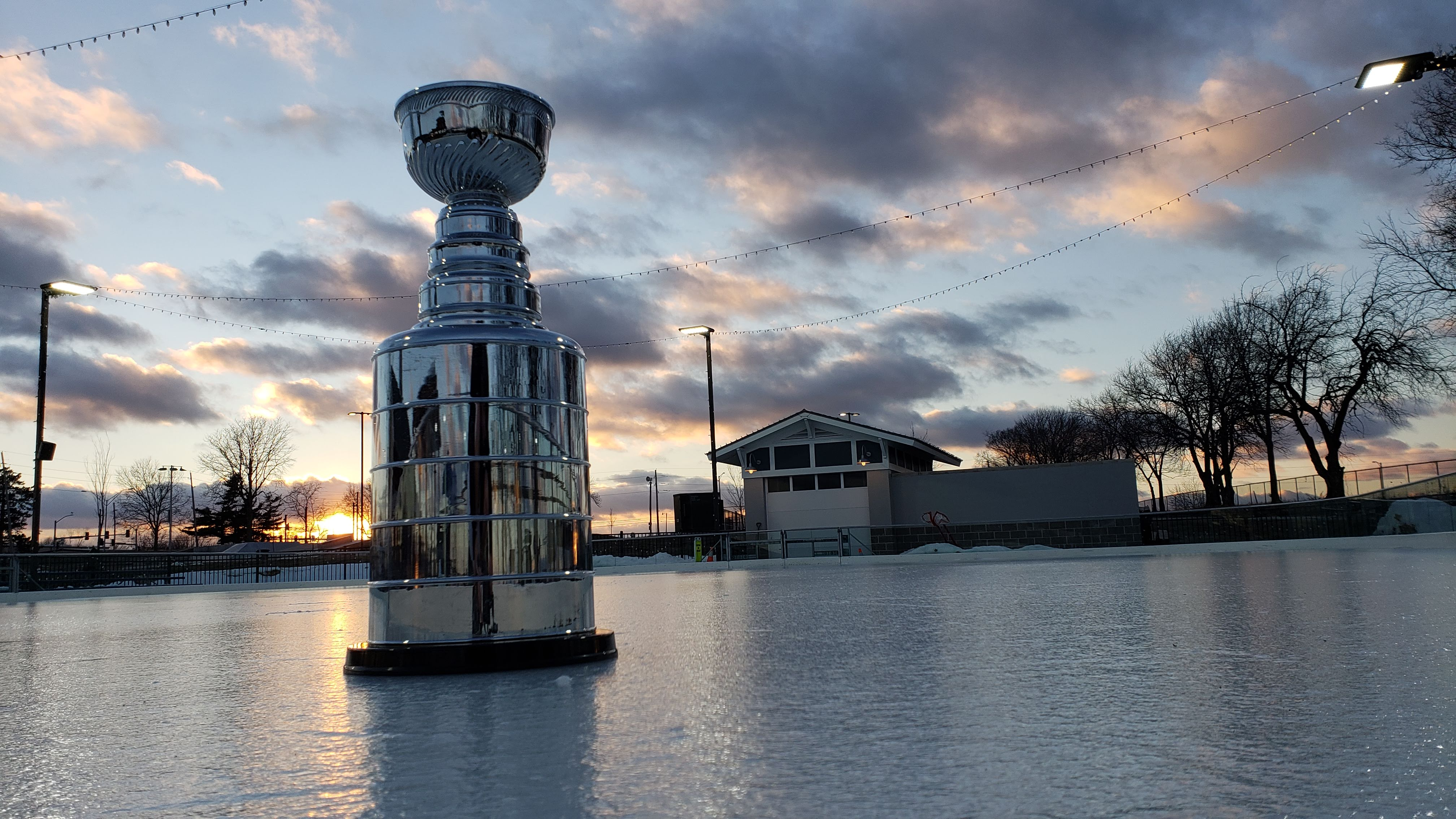 Stanley Cup to Visit Summit Ice in Lee's Summit