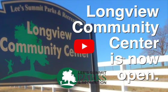 Longview Community Center Updates Video