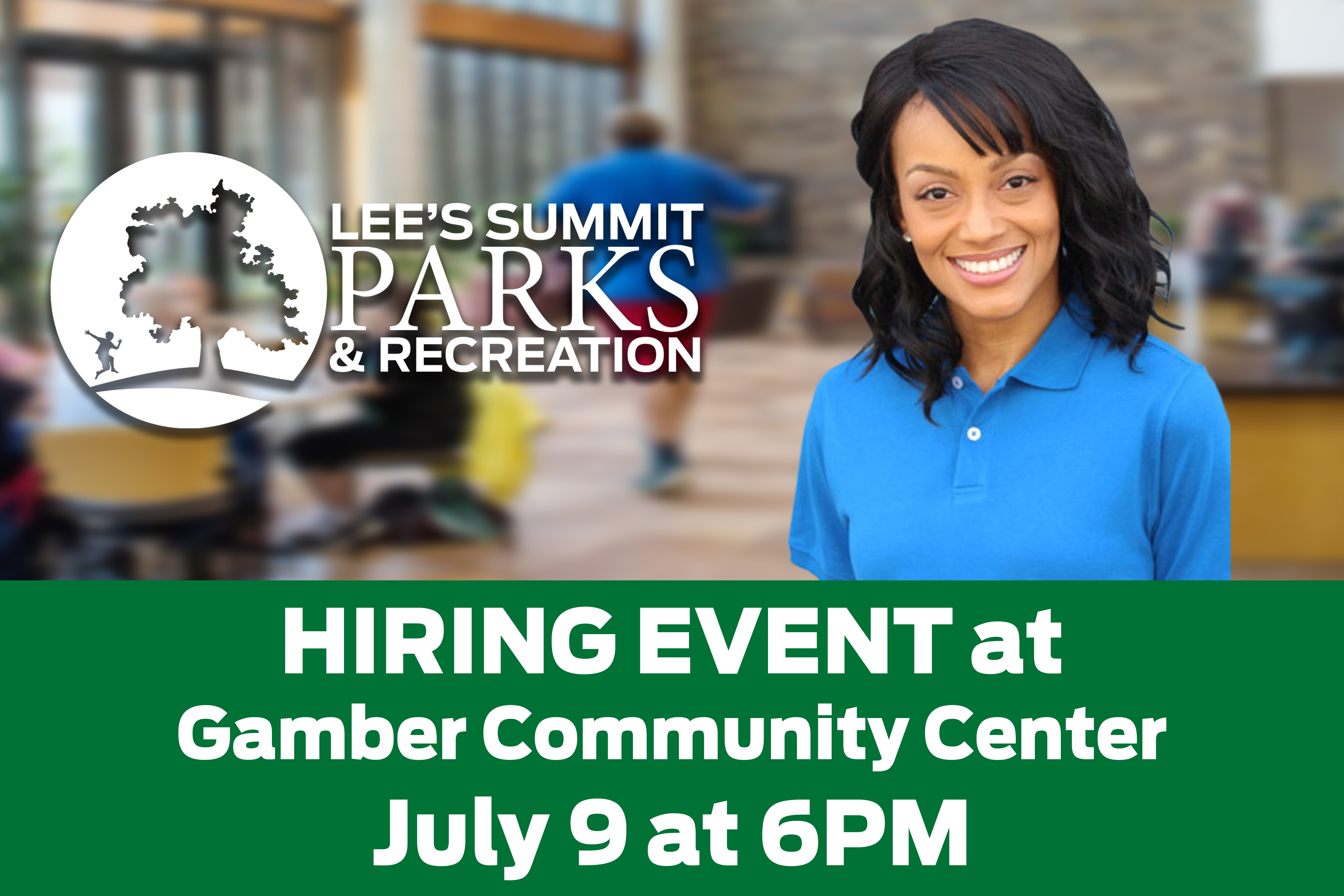 LSPR to Hold Hiring Event at Gamber