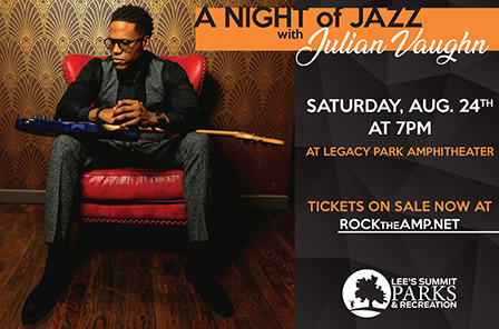 A Night of Jazz with Julian Vaughn