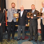 Lee's Summit Airport Runway Improvements Project Wins Transportation Project of the Year Award
