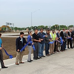 U.S. Highway 50/Route 291 Interchange Opens