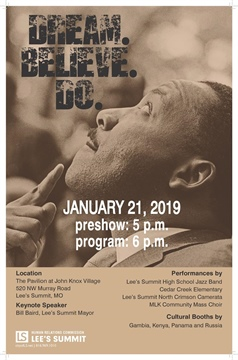 Lee's Summit's Dr. Martin Luther King Jr. Celebration