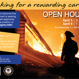 Lee's Summit Fire Department Hosting Two Recruiting Open Houses