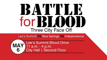 Battle for Blood - Competing between Blue Springs & Independence!