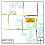 Section of Southwest Hook Road to Close on June 3