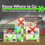 Know Where to Take Shelter