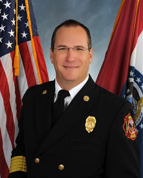 City of Lee's Summit Names New Fire Chief