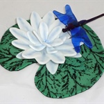 Artist Exhibit: Fusing Glass Powders & Enamels