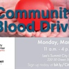 City of Lee's Summit Hosts Blood Drive March 2