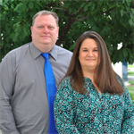 Wyatt and Crystal Durgan Named Citizens of the Year