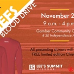 Lee's Summit Hosting Blood Drive to Help with Critical Shortage