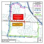 Southwest Third Street Intersection Closures Begin Nov. 17