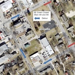 Portion of Southeast Green Street to Close Dec. 21