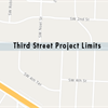 Public Invited to Comment on Third Street Improvements