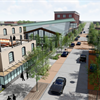 Partnership Announced for Downtown Market Plaza
