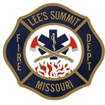 Lee's Summit Fire Department logo