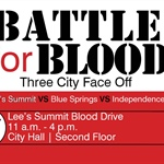Battle for Blood on May 6
