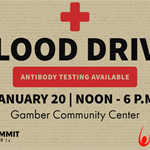 January 2021 Blood Drive