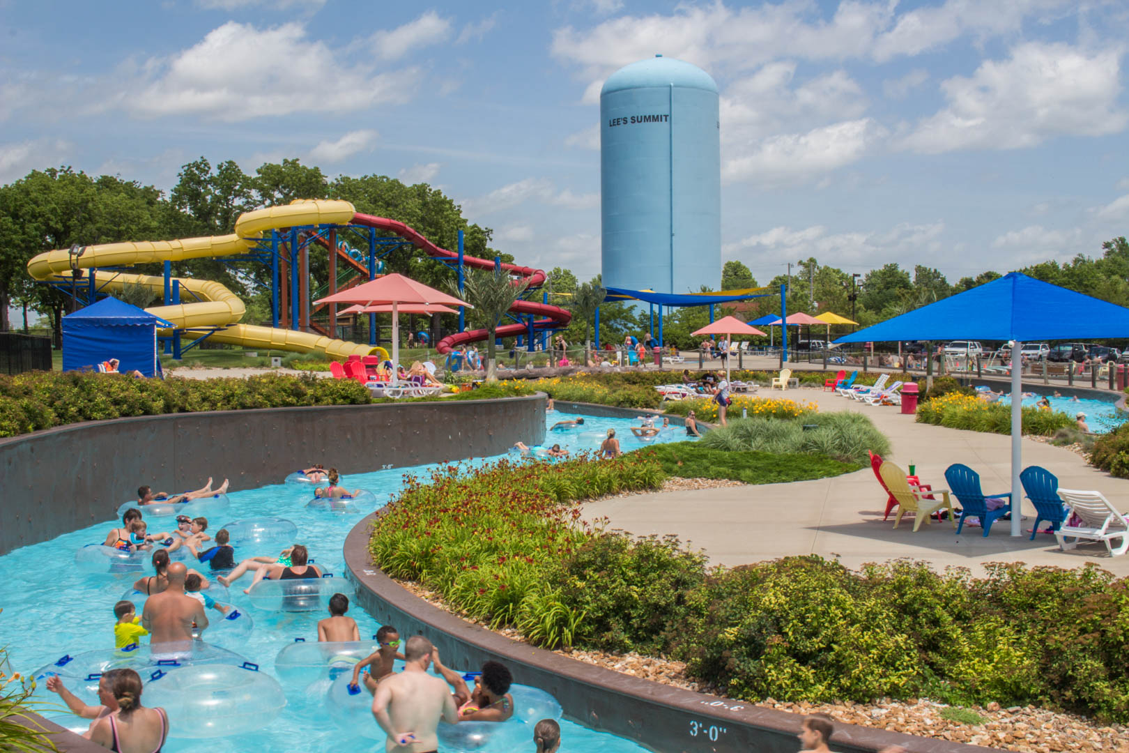 Lspr Aquatics Manager Named Outstanding New Professional City Of Lee 39 S Summit Lee 39 S Summit