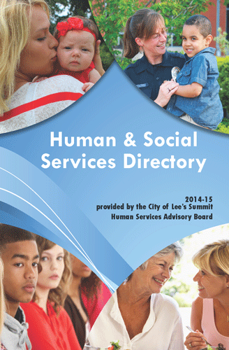 Human and Social Services Directory cover image