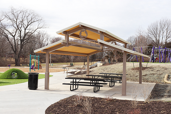 Image of Lowenstein Park Shelter 1