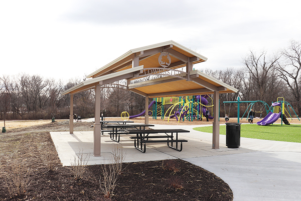 Image of Lowenstein Park Shelter 2
