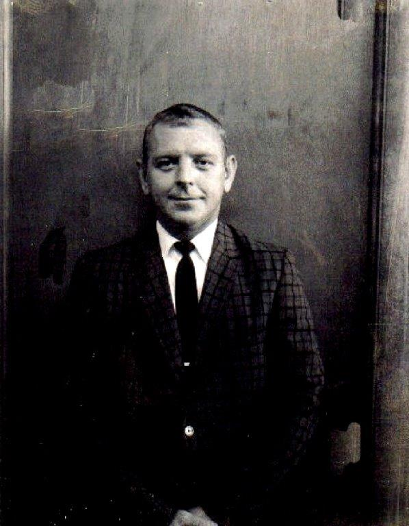 Image of Interim Chief Robert K. Jones