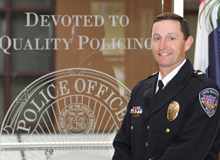 Image of Deputy Chief John Boenker