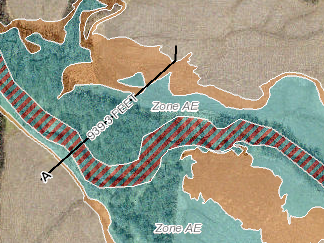 Image of a floodplain map.