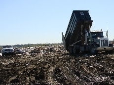 Image of the City landfill.