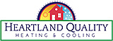 Heartland Heating and Cooling logo