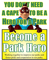 Park Hero Program logo