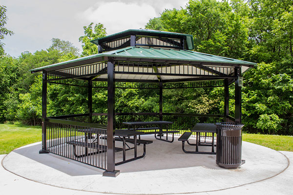 Image of Banner Park Upper Shelter