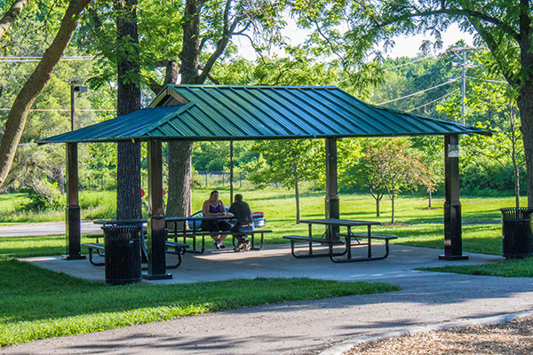 Image of Harris Memorial Park Shelter