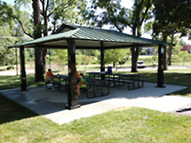 Image of Harris Park Shelter