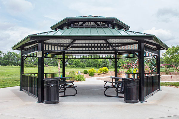 Image of Osage Trails Park Shelter