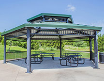 Image of Bryan C. Pottberg Park Shelter