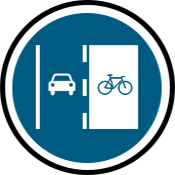 Multimodal Transportation Icon